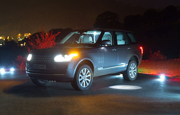 Range Rover 2014 Night