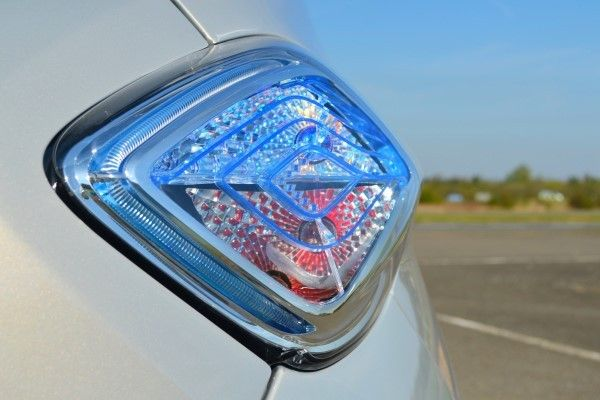 Renault Zoe rear light