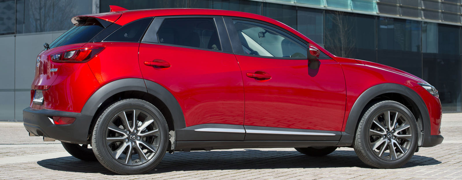 Dimensions Of Mazda Cx3 >> Mazda CX-3 sizes and dimensions guide | carwow