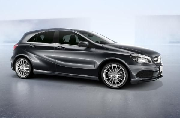 Mercedes A-Class colour guide 2015   carwow