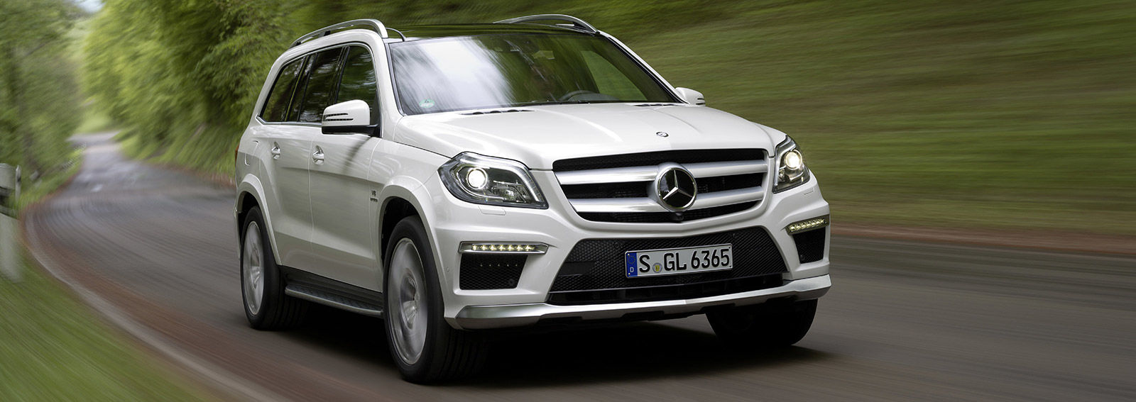 Lovely 5 U2013 Mercedes GL63 AMG 4MATIC