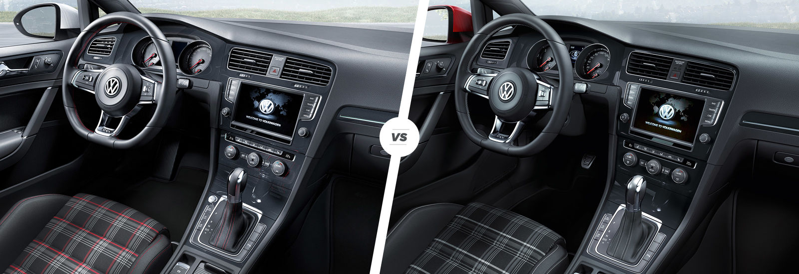 VW Golf GTI vs Golf GTD – battle at the pumps
