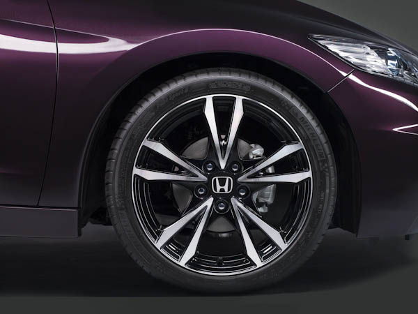 honda cr-z purple wheel