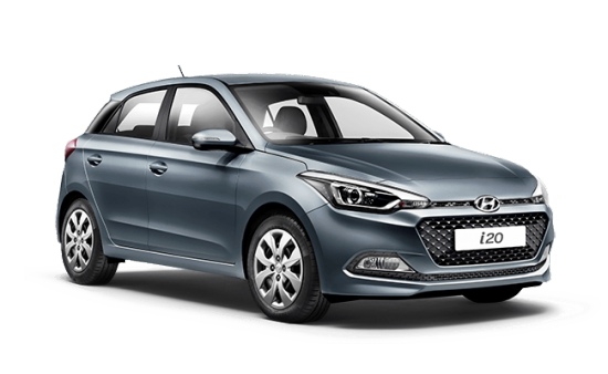Hyundai i20 colours guide with prices | carwow