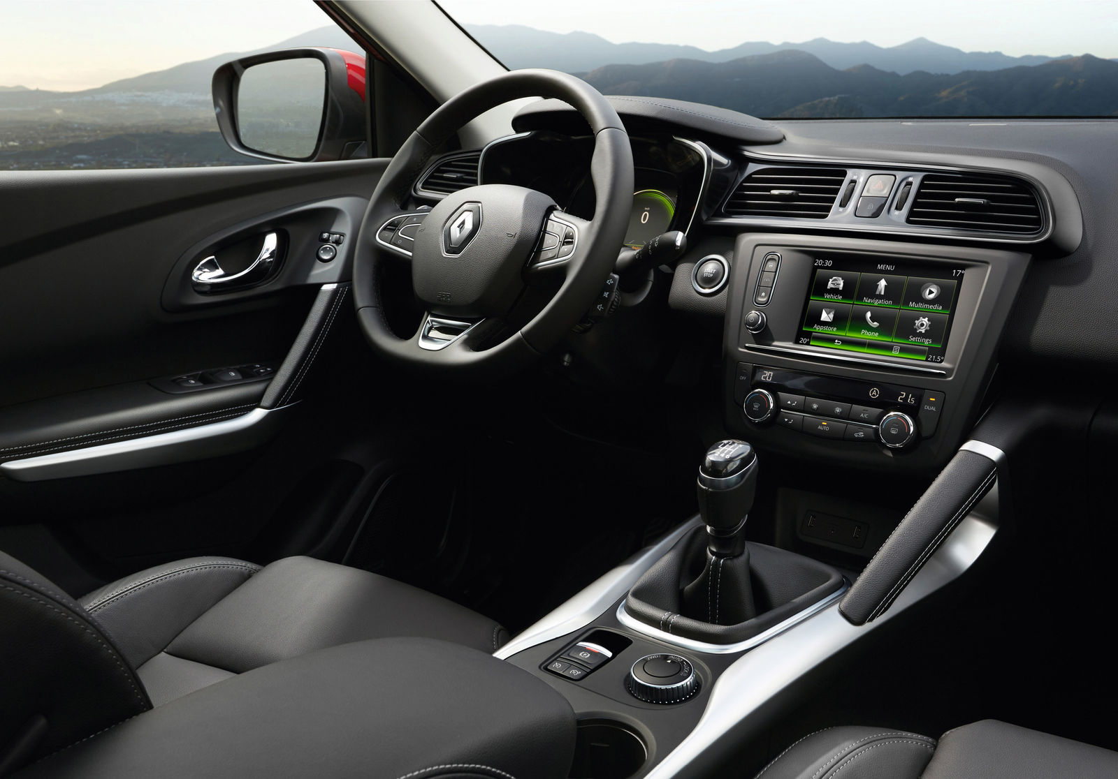 renault kadjar sizes and dimensions guide carwow