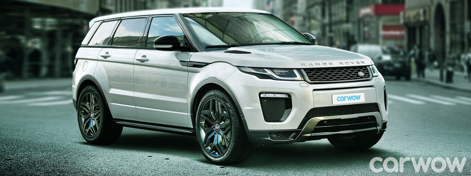 range rover evoque 7 seater price specs release date carwow. Black Bedroom Furniture Sets. Home Design Ideas