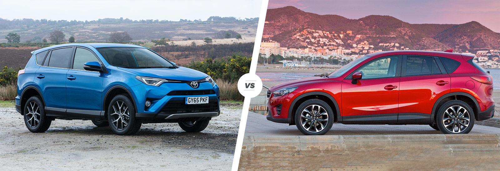 toyota rav4 vs mazda cx 5 compared carwow. Black Bedroom Furniture Sets. Home Design Ideas