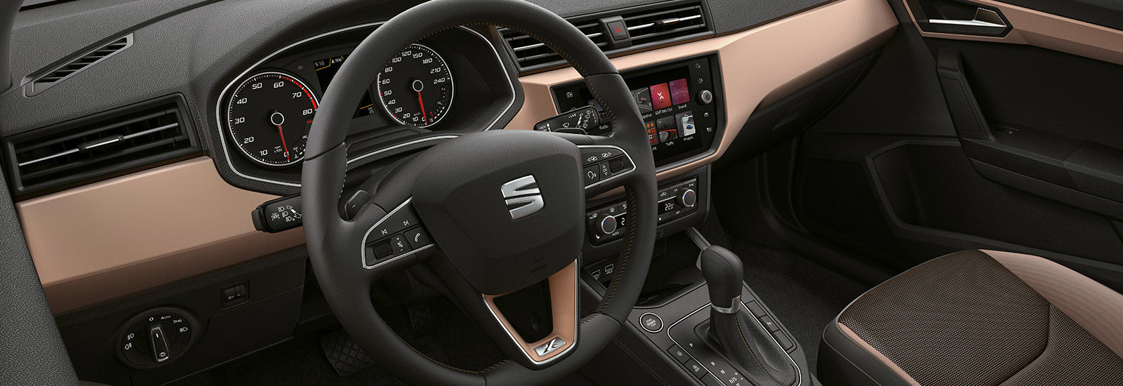 Seat arona suv price specs and release date carwow for Interior seat arona