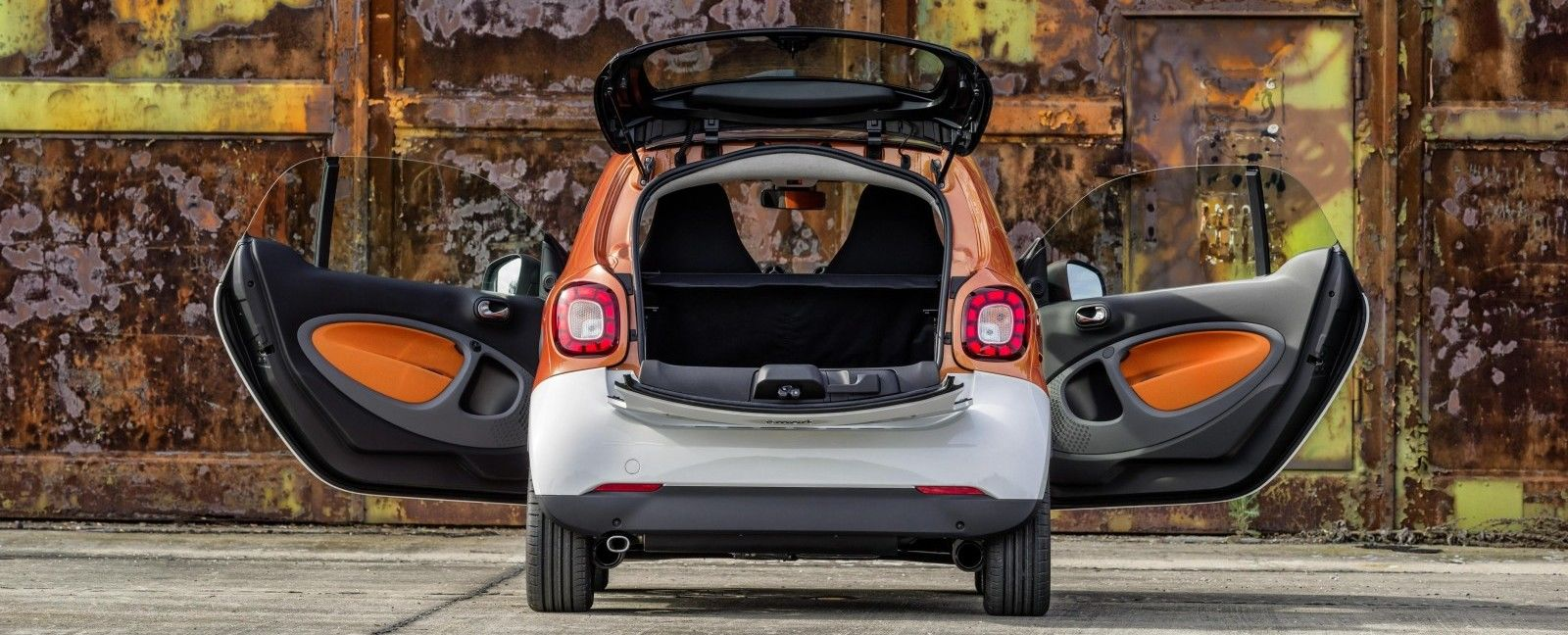 Smart Fortwo And Forfour Sizes And Dimensions Guide Carwow