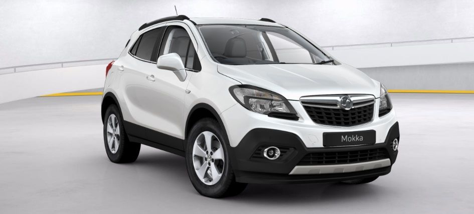 Metallic Car Paint Colours >> Vauxhall Mokka colours guide and prices   carwow