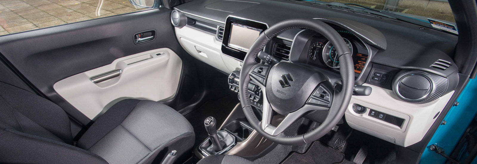 2018 suzuki ignis. Simple Suzuki The Sportu0027s Interior Could Add Red Trim Around The Dashboard Vents And  Stitching On Seats Of Standard Caru0027s Interior Shown Here Throughout 2018 Suzuki Ignis