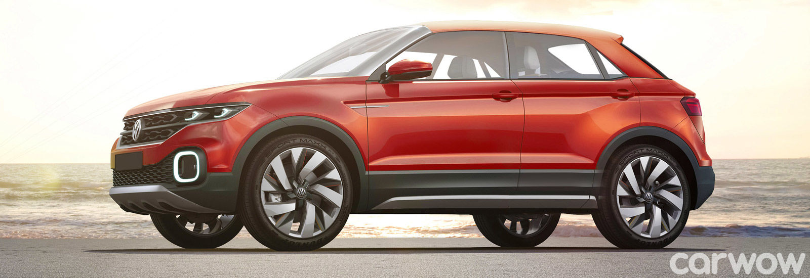 2018 Vw T Cross Price Specs Release Date Carwow