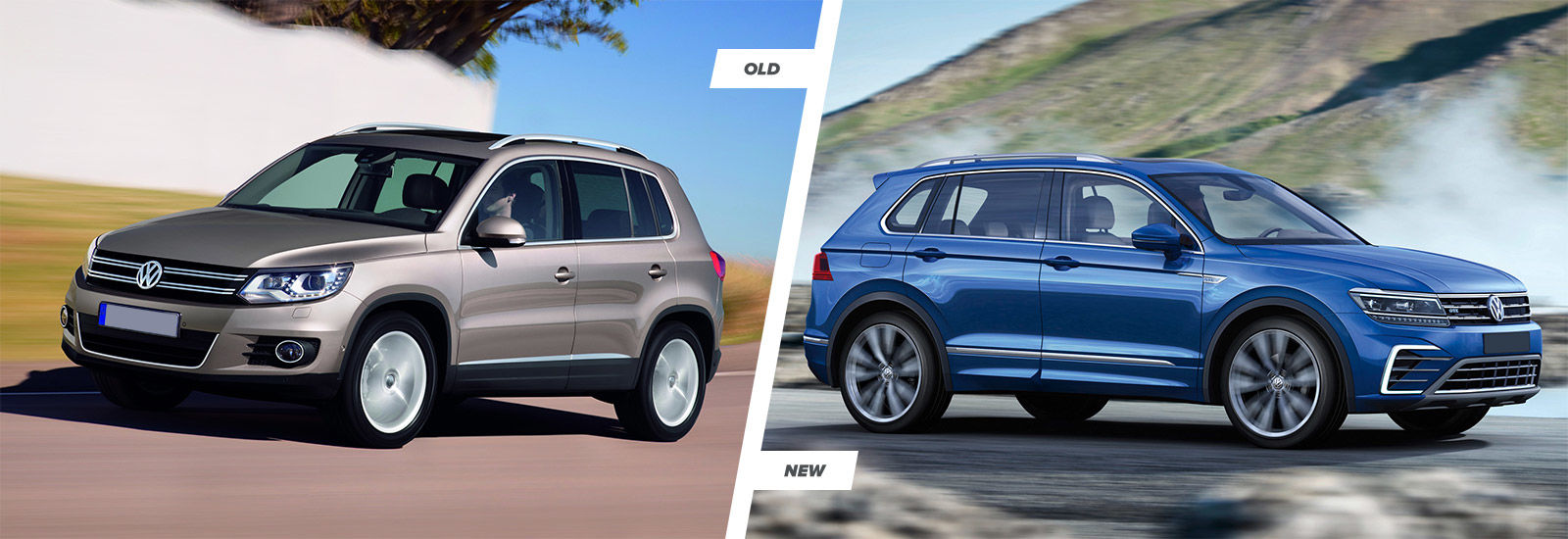 Before the new model arrives there ll be progressively better savings offered on the outgoing version put the current volkswagen tiguan in our car