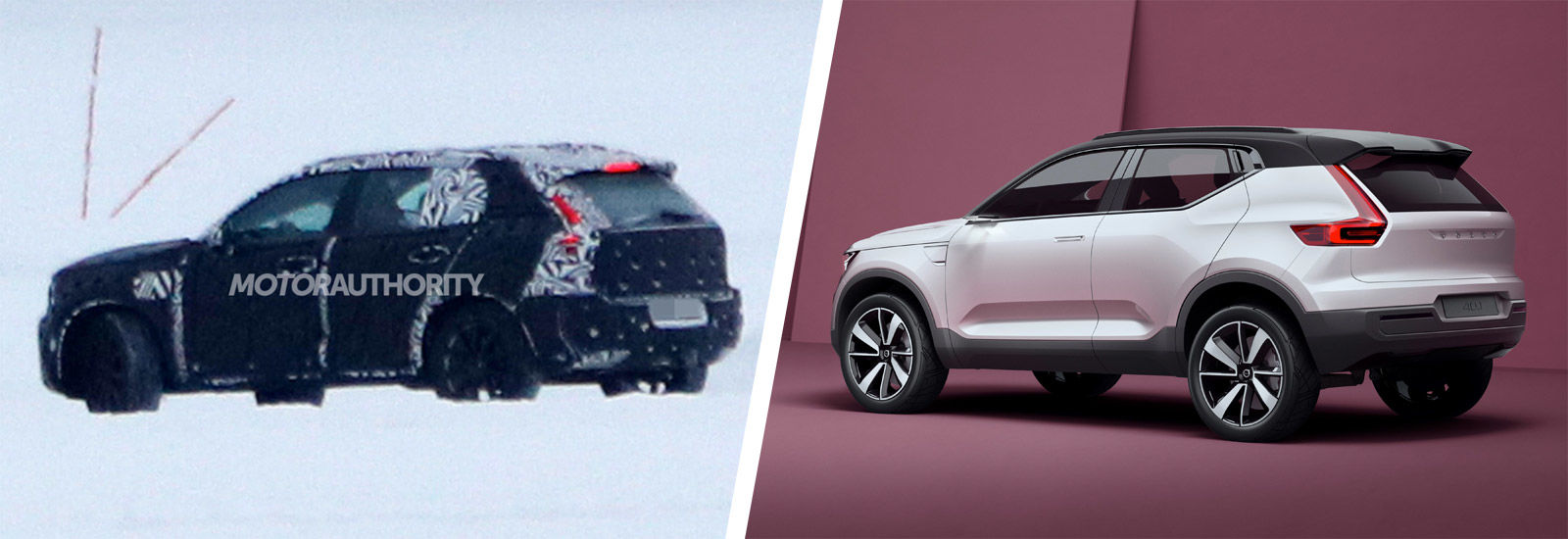 2017 Volvo XC40 price, specs and release date | carwow