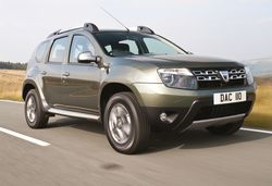 Dacia Duster options and specs guide