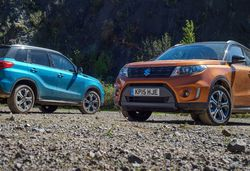Suzuki Vitara colour guide and prices