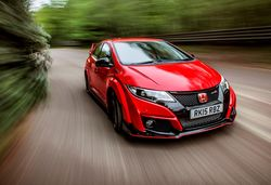 1civic type r red rhd 14