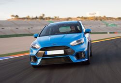 1ford focus rs comes with industry first drift mode