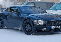 2018 bentley continental gt spy photos 03