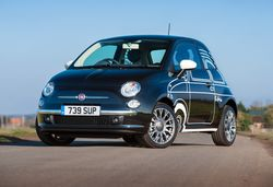 Fiat 500 gets its groove on with Ron Arad special edition