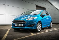 Ford fiesta main