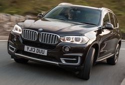 BMW X5 sizes and dimensions guide