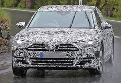 Spy photos audi a8 01