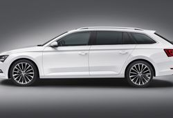 5 reasons why the new Skoda Superb Estate will be a great family car