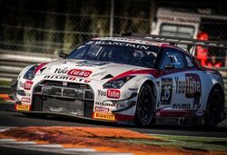 Content blancpain nissan