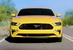 Ford mustang facelift front lead 2