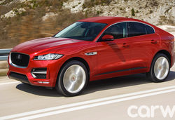 Jaguar c pace lead