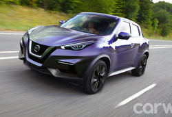 New nissan juke lead