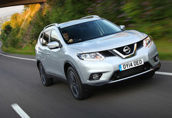 Nissan X-Trail colours guide and paint prices | carwow