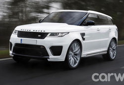 Range rover coupe lead 1