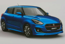 Suzuki swift lead 2 0