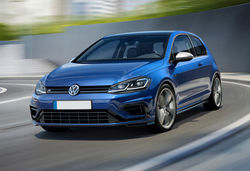 Vw golf r lead