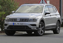 Vw tiguan xl lead