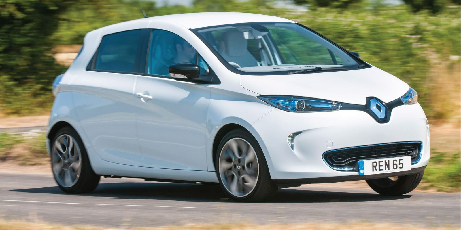Renault Zoe Review Carwow