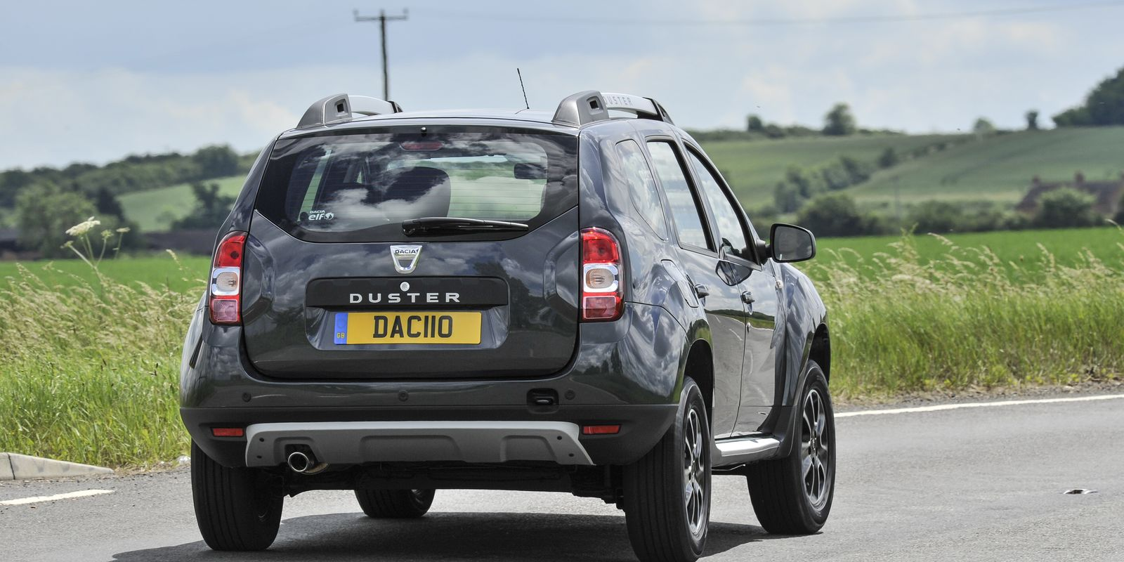 Dacia Duster Review Carwow