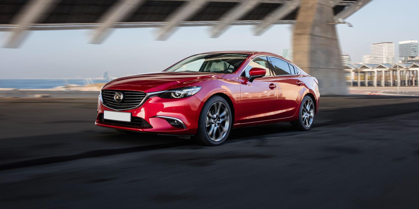 Mazda 6 Review Carwow