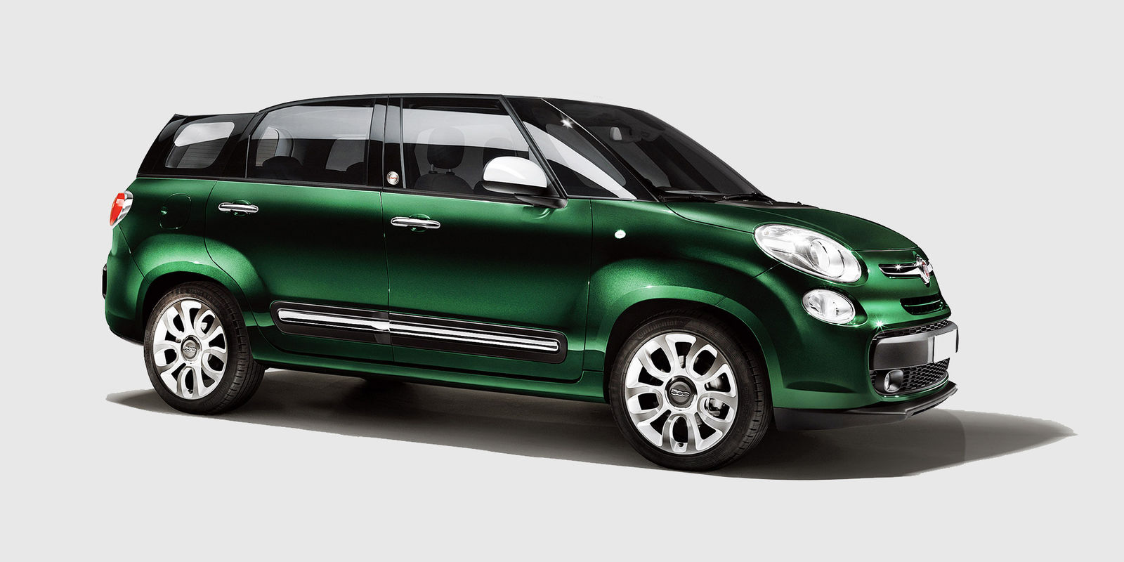 fiat 500l mpw review carwow. Black Bedroom Furniture Sets. Home Design Ideas