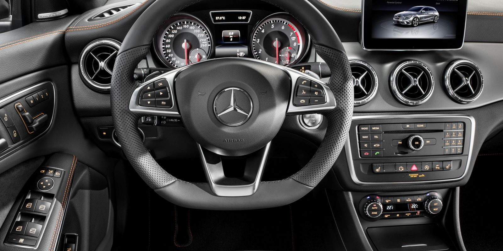 Mercedes Cla 45 Shooting Brake Review Amp Deals Carwow