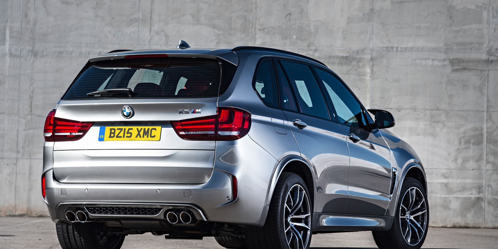 Mercedes Suv Models >> BMW X5M Review | carwow