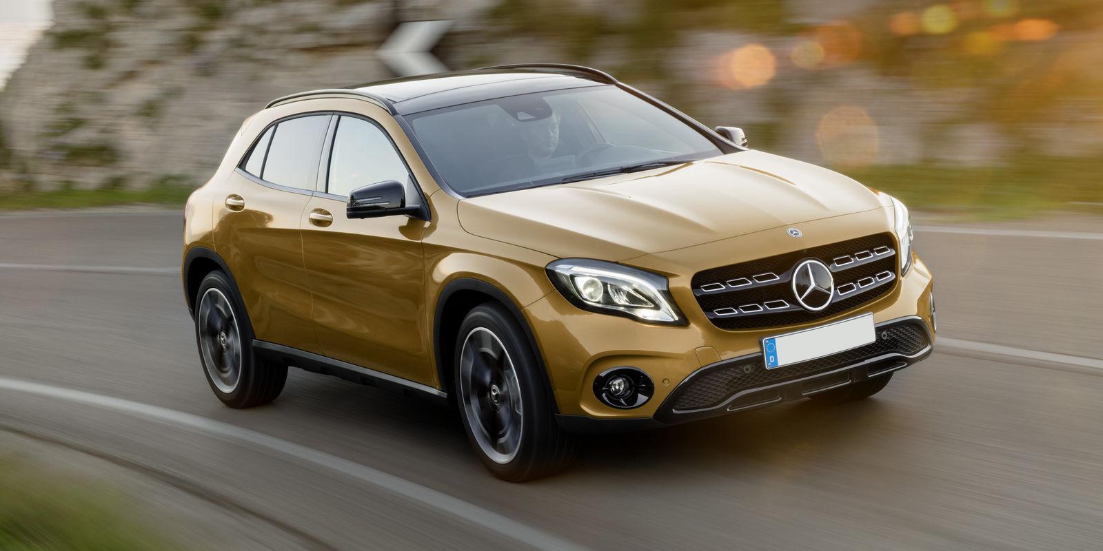 Dealer Daily Lexus >> Mercedes GLA Review | carwow
