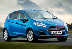 Ford fiesta is in its seventh year as the uk best seller