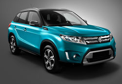 New suzuki vitara 2015 front three quarter e1431082811722 0